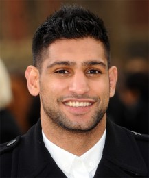 Amir Khan Height, Weight, Age, Body Measurement, Wife, DOB