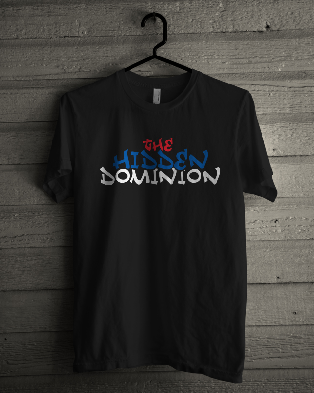 The Hidden Dominion Merch