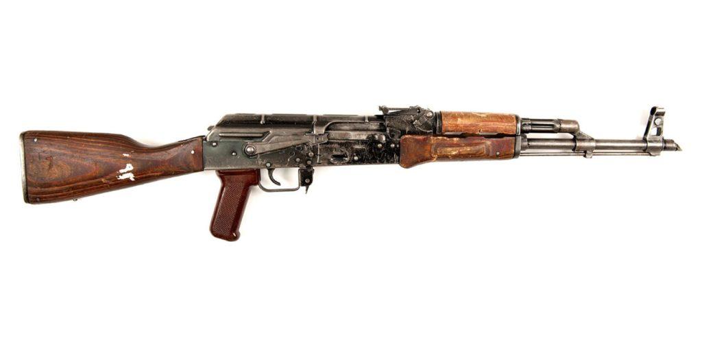 Differences between the AK-47, AKM, AK-74, AK101