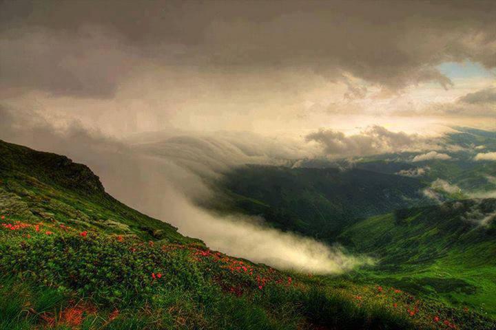 beauty of eastern europe Romania