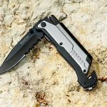 best survival knives for the oudoors BlizeTec