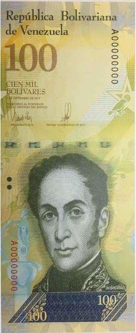 bolivar to usd venezuela inflation