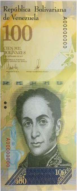 bolivar to usd venezuela inflation