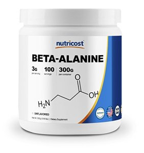 beta-alanine bodybuilding supplement