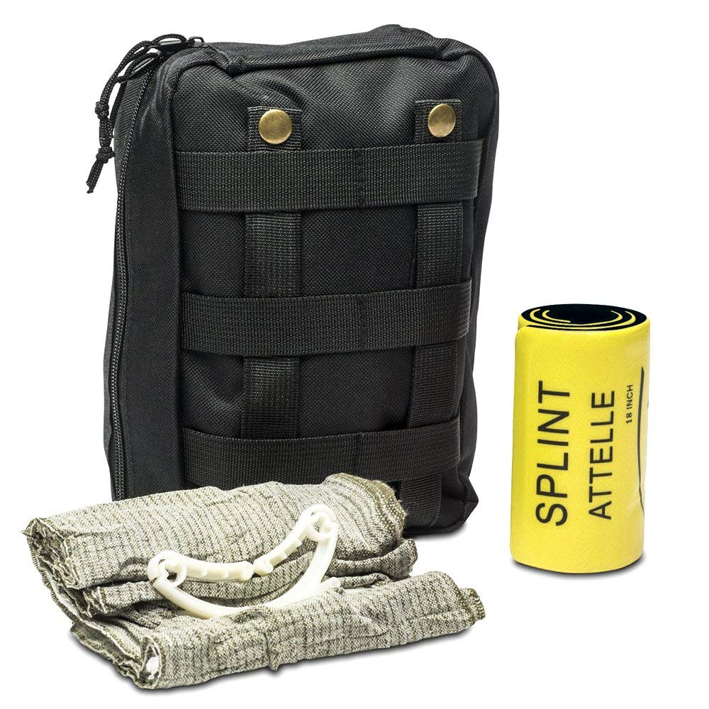 first aid kit survivalist tactical
