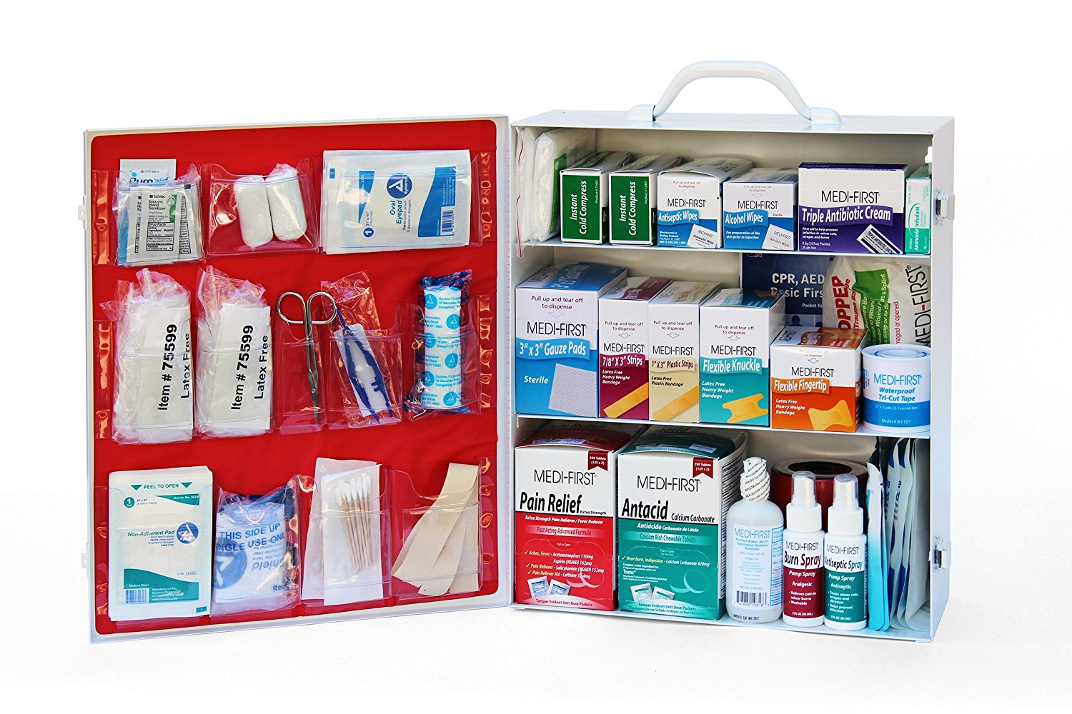 first aid cabinet best