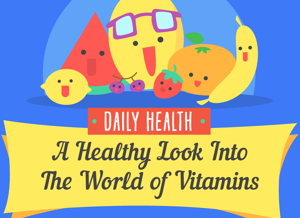 the importance of vitamins / micros