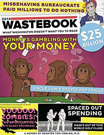 Wastebook by Tom Coburn