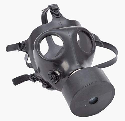 NBC gas mask