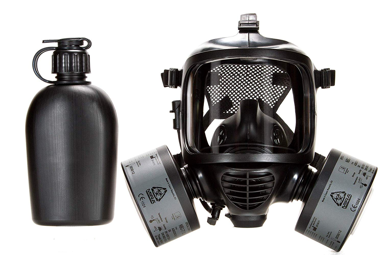 CBRN gas masks
