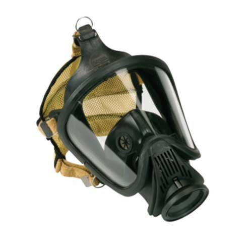 CBRN gas masks