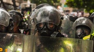 venezuela power struggle