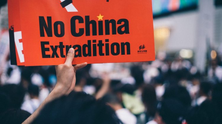 Hong Kong Protests Extradition