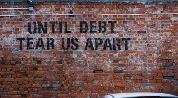 the only good debt is paid off debt