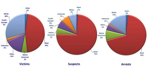 Institutional Police Racism Facts