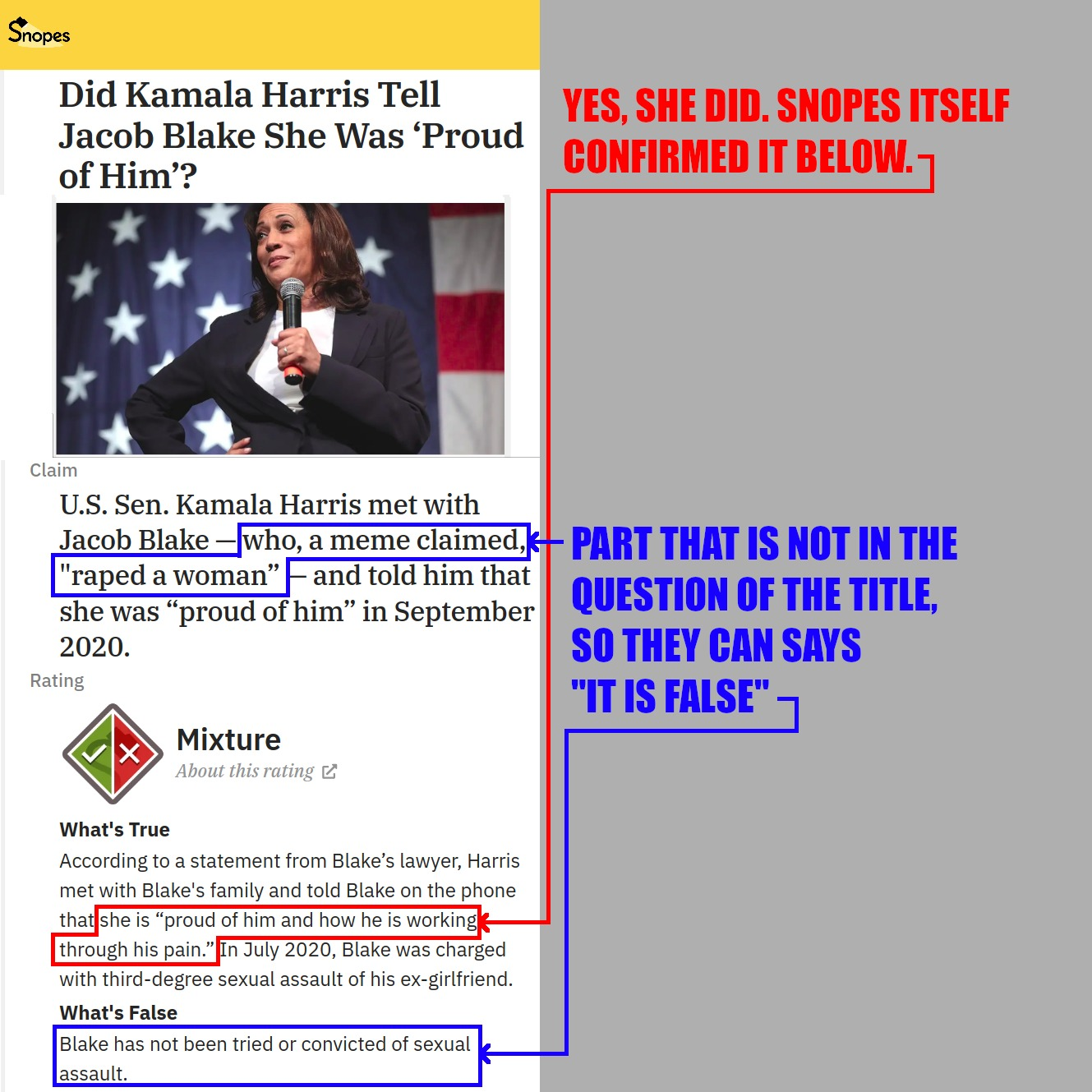 fact checkers distort the truth