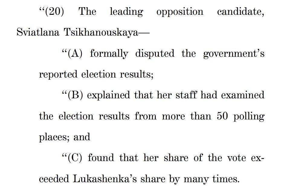 belarus election fraud omnibus bill