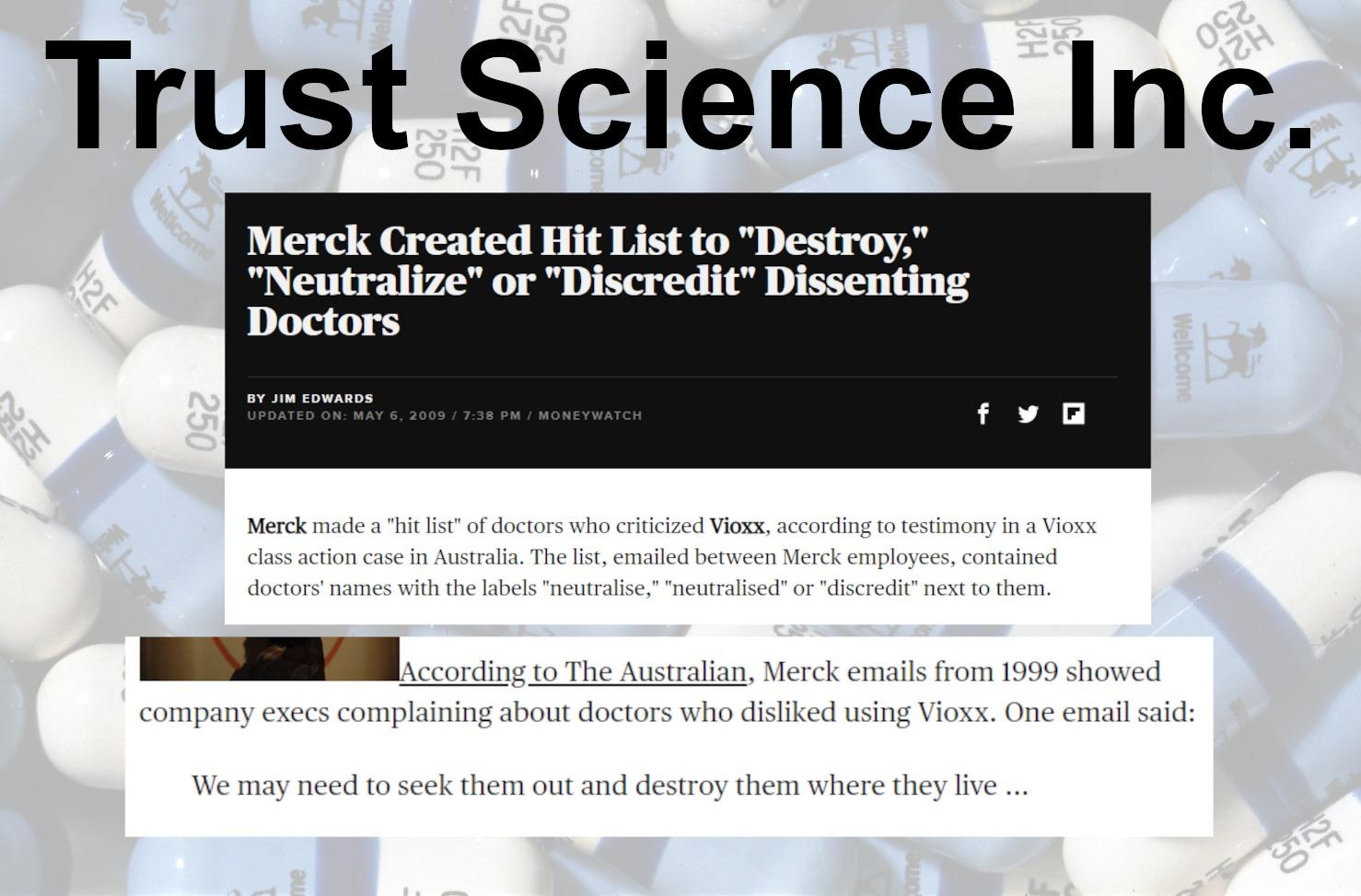 trust science, inc image