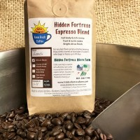 Hidden Fortress Espresso Blend