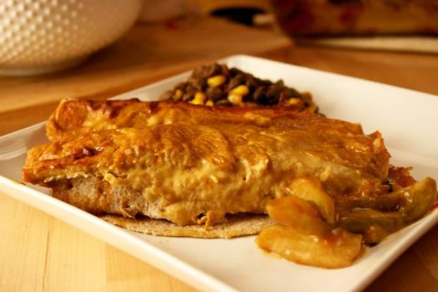 enchilada-plate
