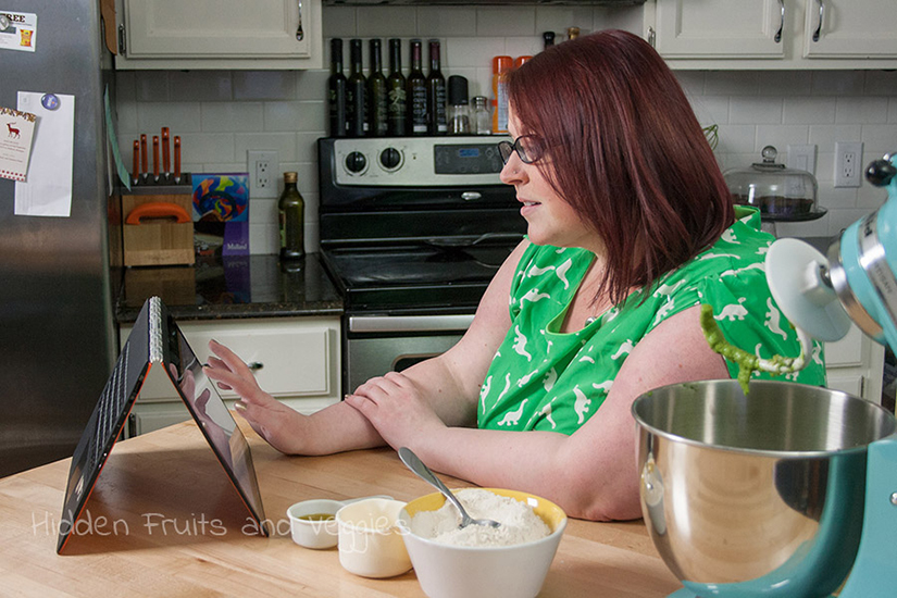Feeling like a chef in the kitchen + a Lenovo YOGA 3 Pro GIVEAWAY!