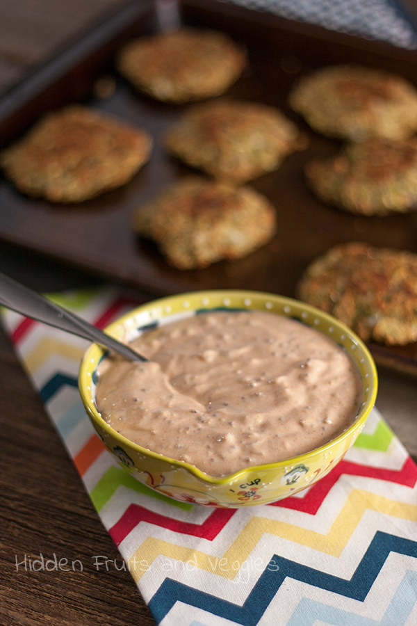 Greek Yogurt Remoulade @hiddenfruitnveg