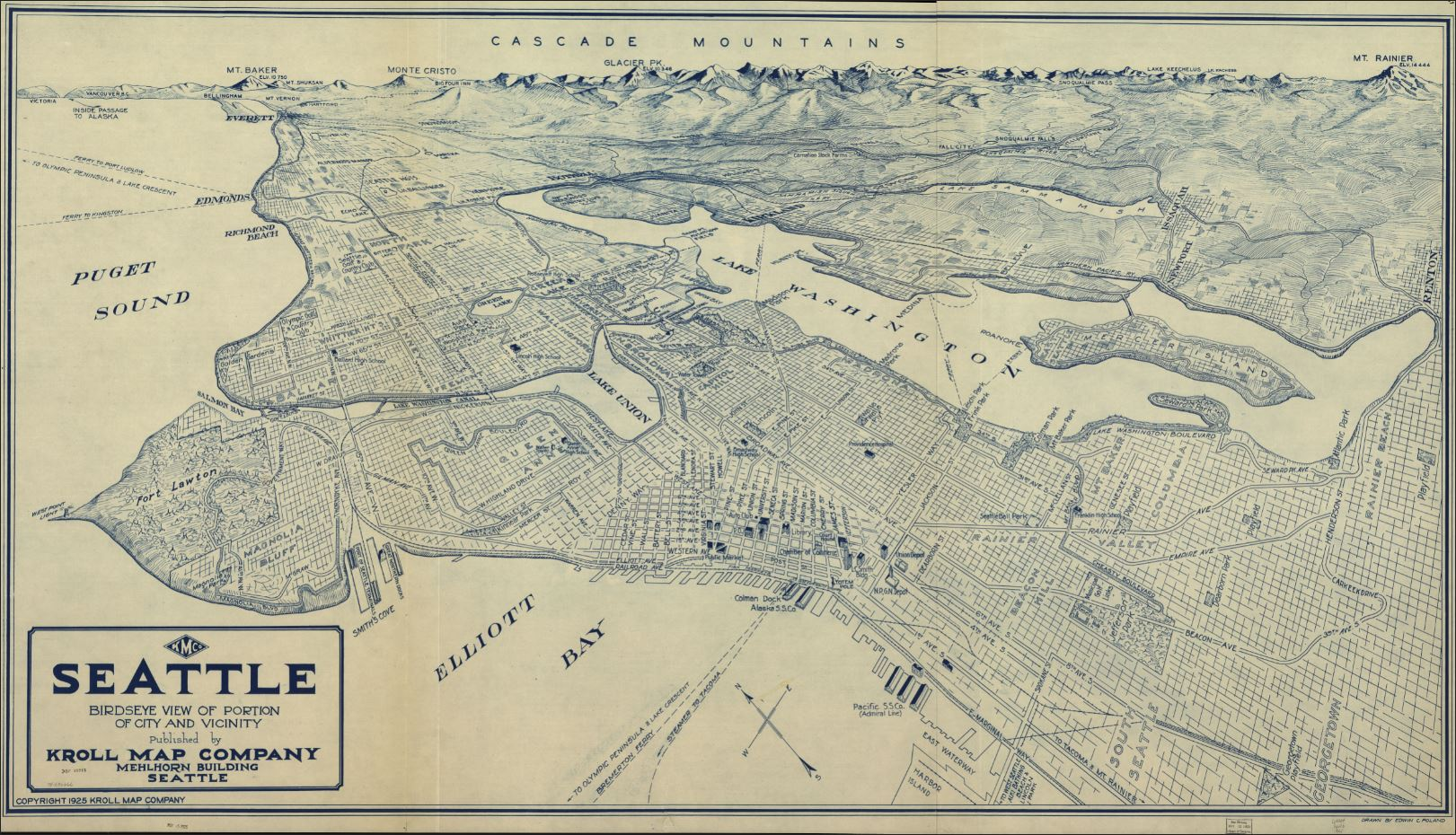 map catalog hidden hydrology