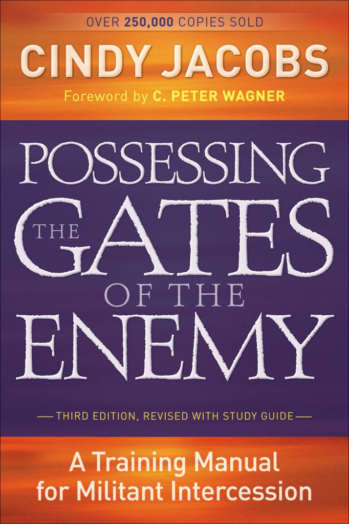 Possessing the Gates of the Enemy book cover