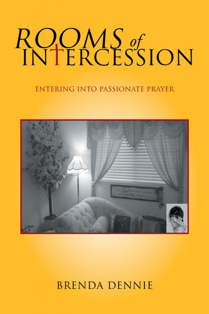 Rooms of Intercession book cover