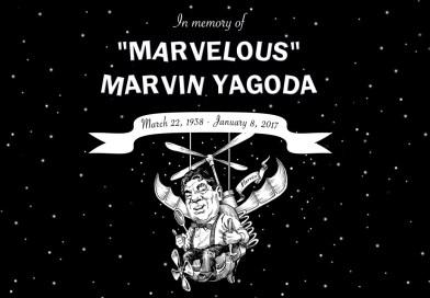 Marvin Yagoda, 1938-2017