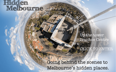 Gigapixel view of Melbourne from Ivanhoe Centre
