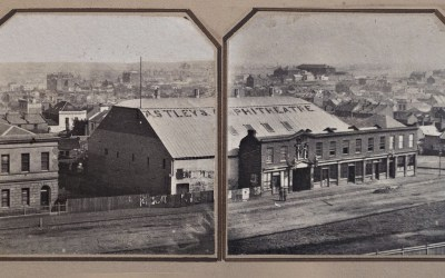 1856 Woodbury from Parliament