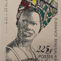 """Stamp Cameroun"" print by Guate Mao"