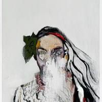 """Silent Outburst"" Print by Ashley Payne"