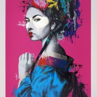 """Shinka"" new print from FinDac"