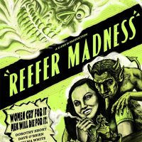 """Reefer Madness"" print by Zeb Love"