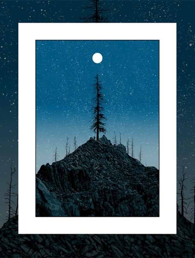 """Moonrise"" by Dan McCarthy"