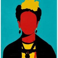 """""""Frida"""" print by Coco Dávez"""