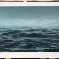 """""""South Atlantic"""" print by Jake Aikman"""