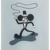 """""""Souta Mouse"""" print by Roman Klonek"""