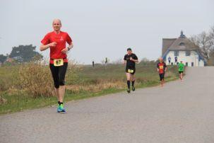 Läufer des Halbmarathons