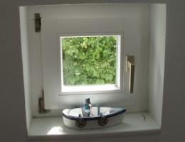 Treppenhaus Fewos Am Wiesenbiotop