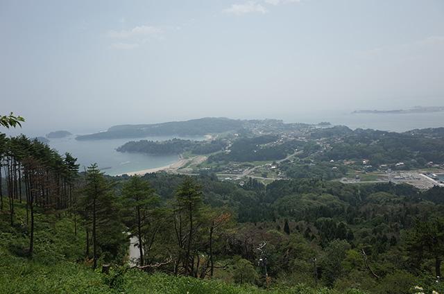 気仙沼大島 -亀山-  Hidemi Shimura