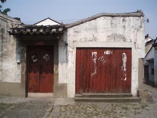 かわいいドア Cute Doors No.2 蘇州, アーティストインレジデンス Hidemi Shimura
