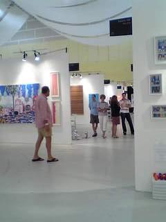 アートフェア scopeHAMPTONS 私のアートイベント報告 Hidemi Shimura