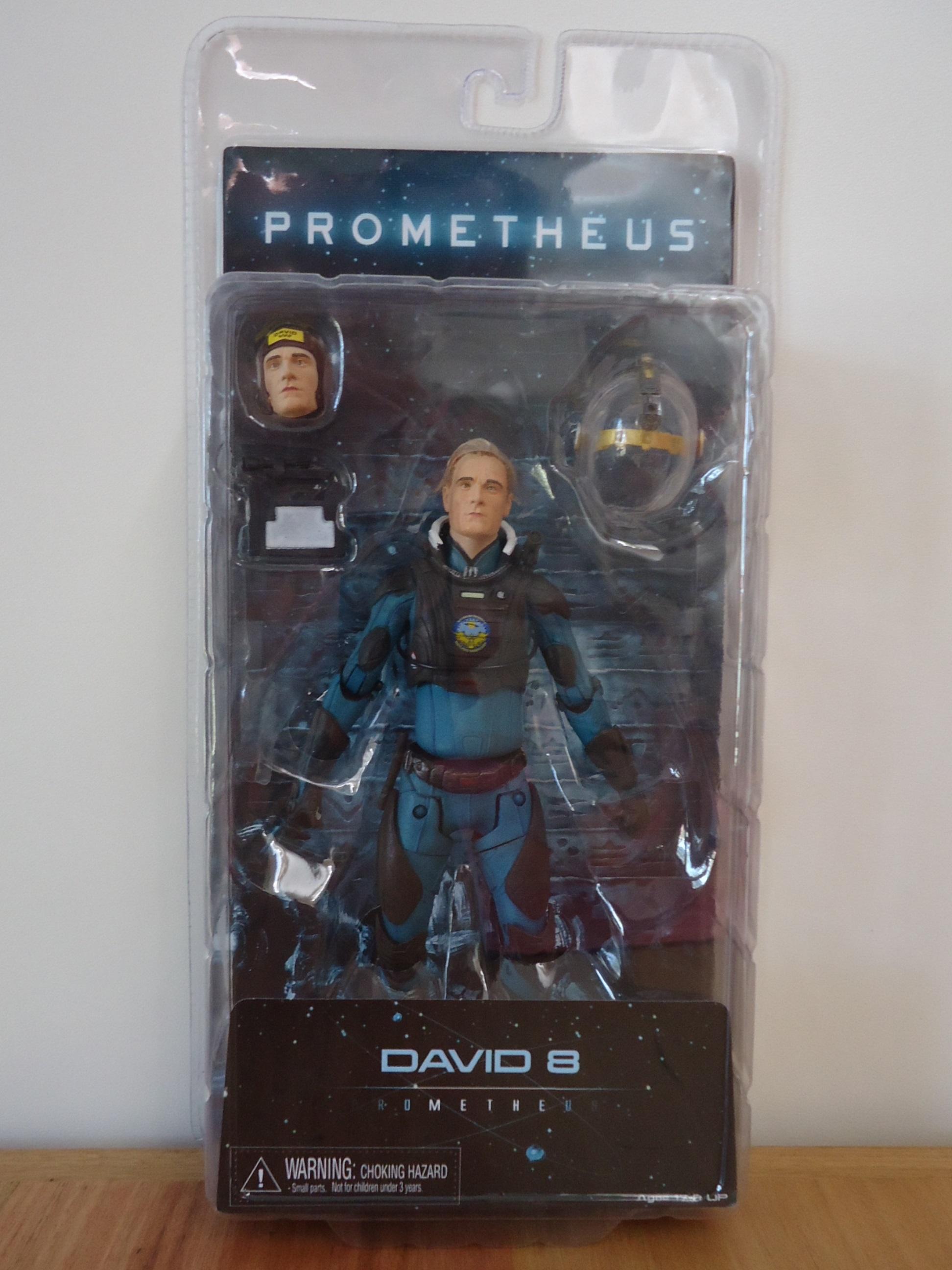 NECA David 8