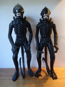 Kenner and Super7 Figures
