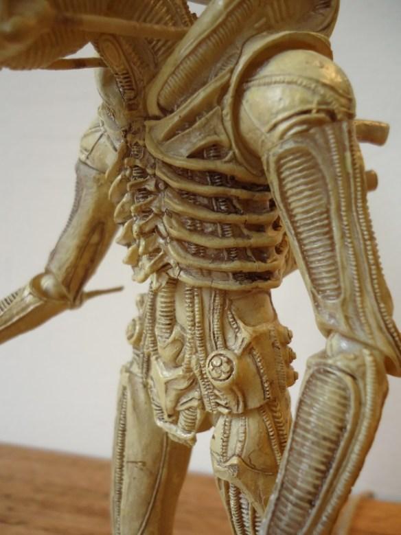 Translucent Prototype Alien