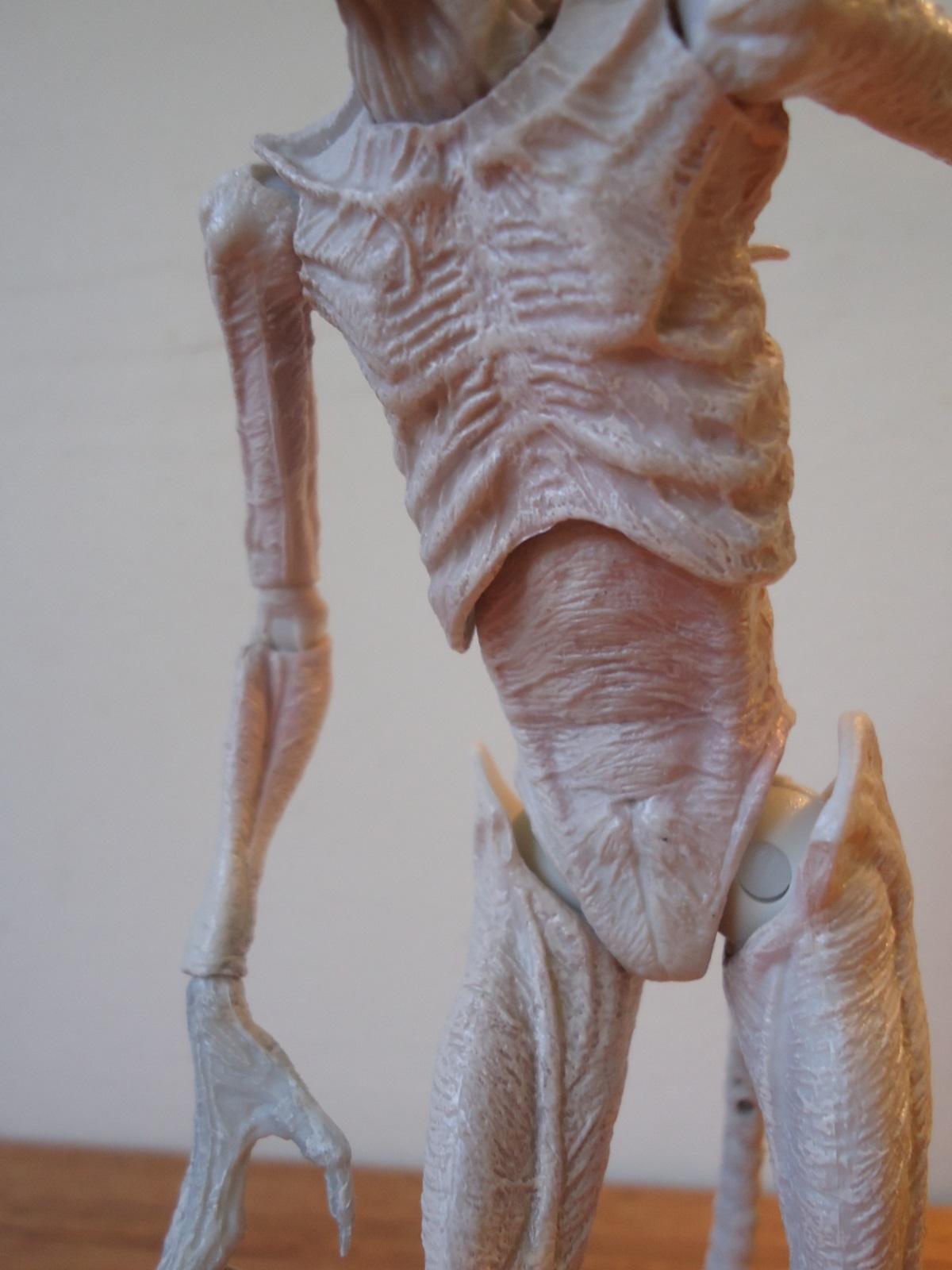 NECA ALIEN Covenant Neomorph Figure