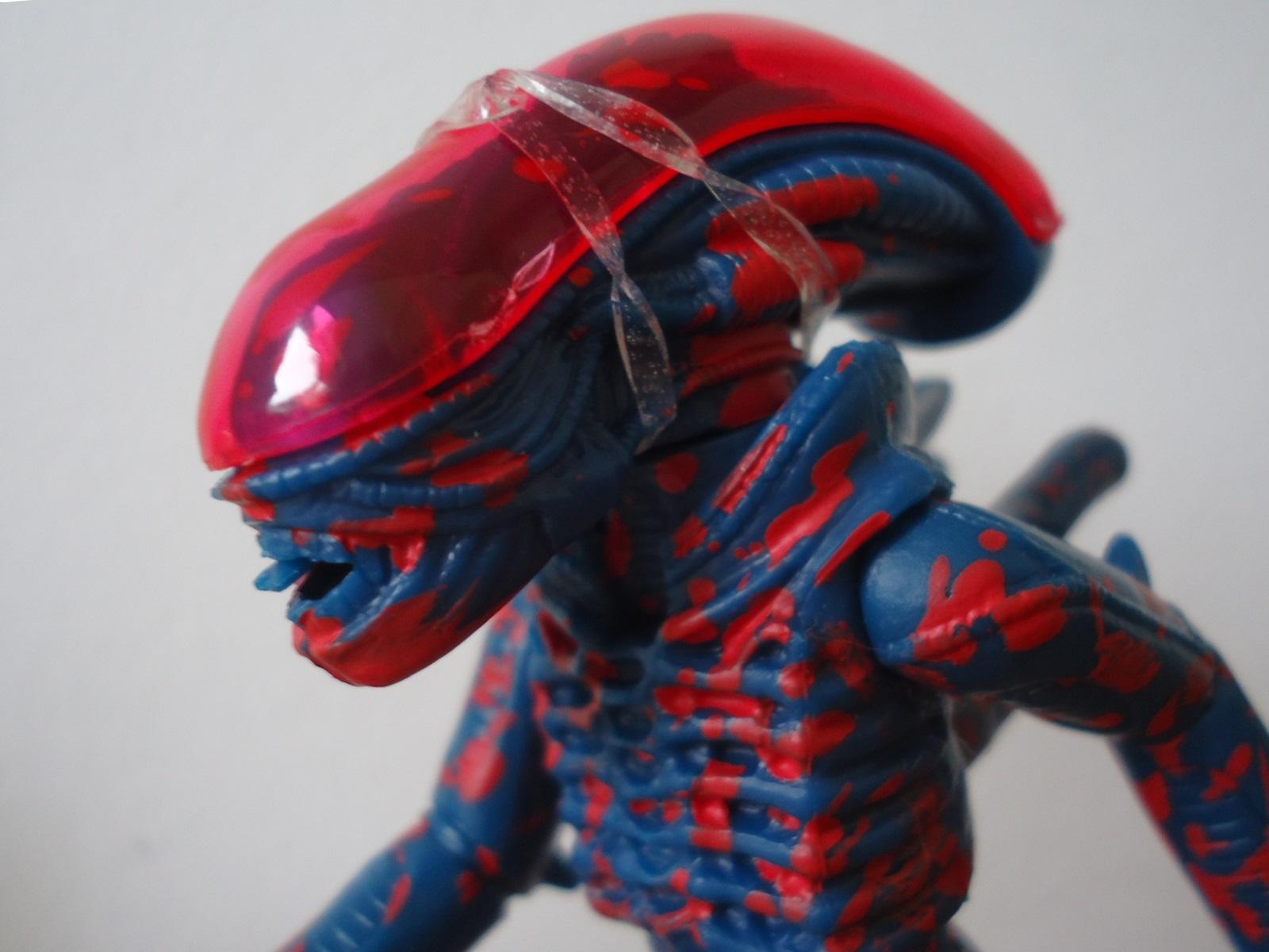 Super7 ReAction Blind Box Alien